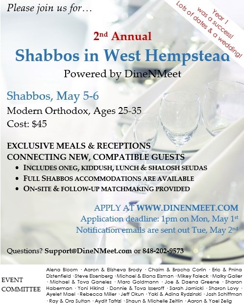jewish singles in west hempstead Learn more about jewish community center in west hempstead on churchorg discover information about service times, driving directions, and more.